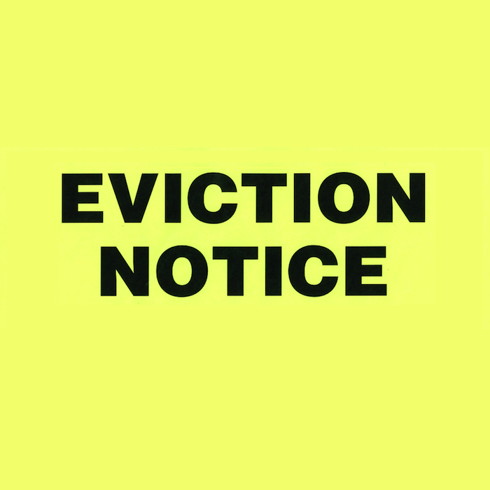 eviction notices free residential eviction notice