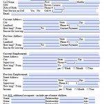 Residential APP (PDF/Word)